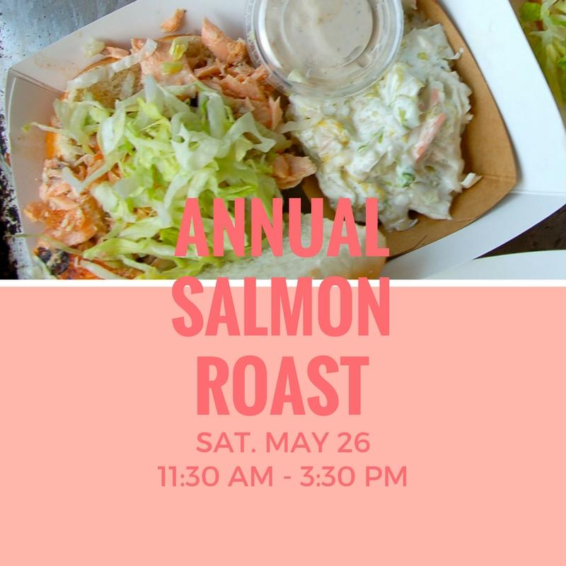 Hills Market Annual Salmon Roast