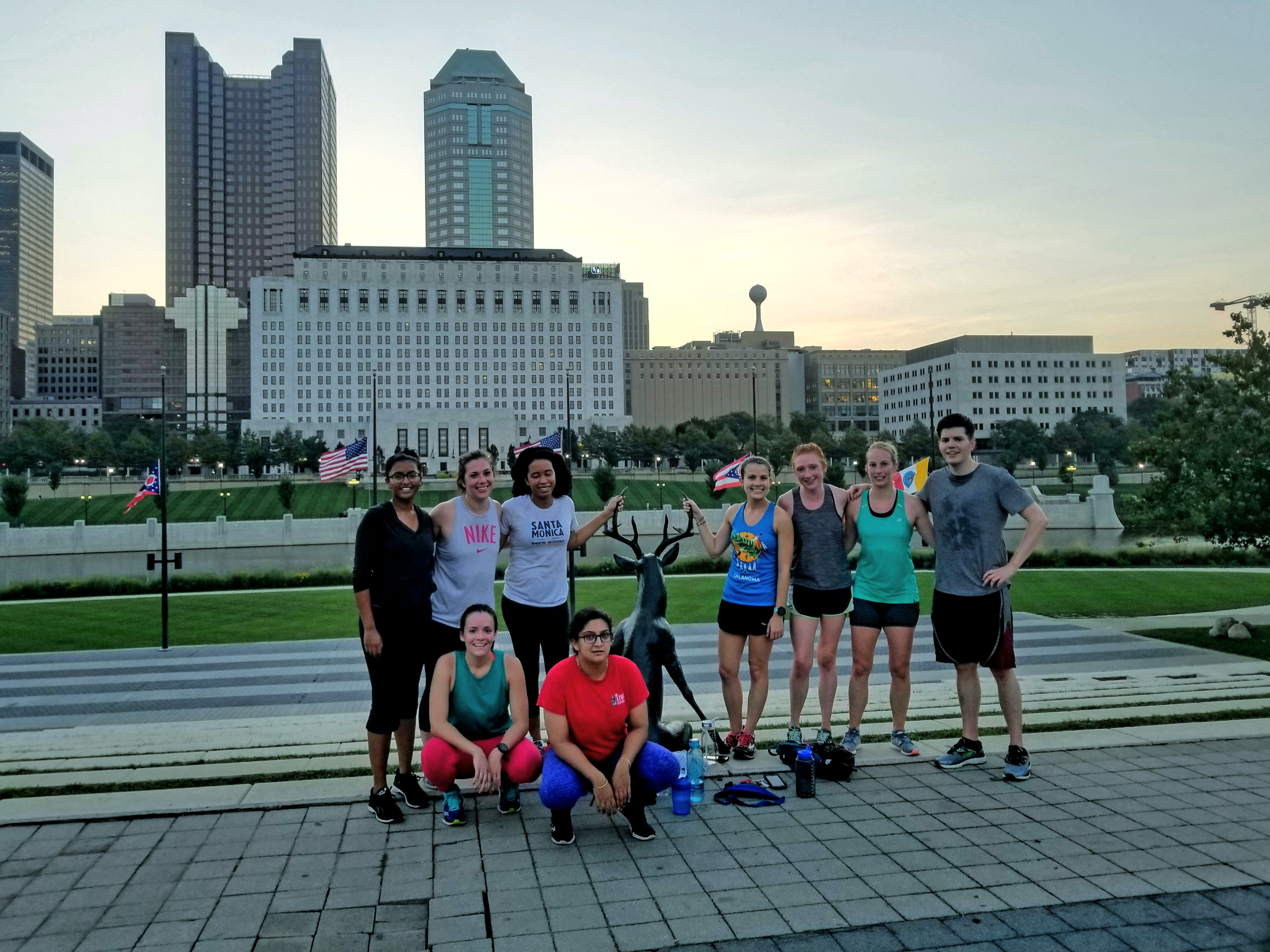 Free Fitness In Columbus Yoga Cardio Hikes And More