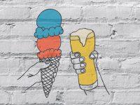 Beer + Ice Cream Block Party
