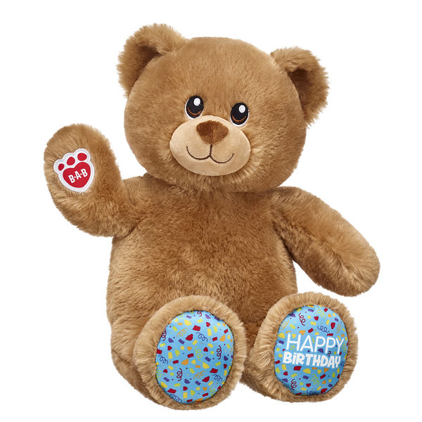 3ade66f03b9 Build-a-Bear Count Your Candles Birthday Treat Bear