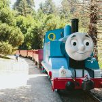 Take a ride with Thomas the Train!