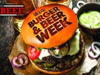 $6 burgers for (614) Burger and Beer Week