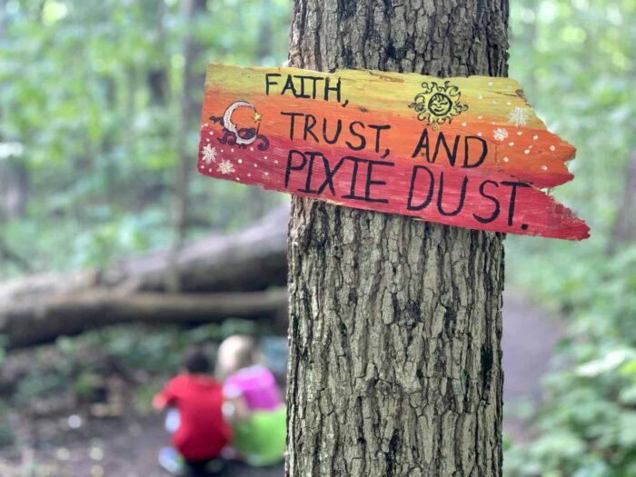granville fairy trail