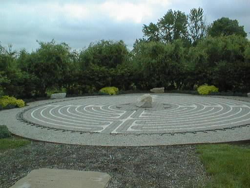 first community labyrinth