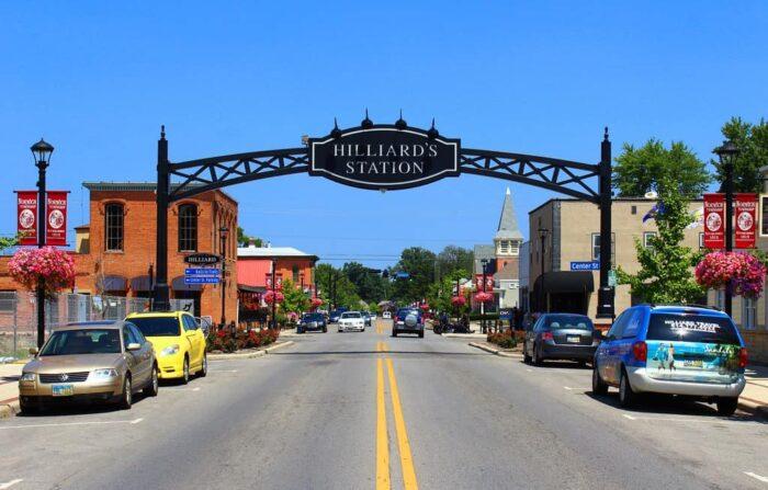 hilliard station park