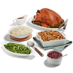 Thanksgiving meal to-go