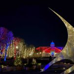 Franklin Park Conservatory Aglow and holiday fun