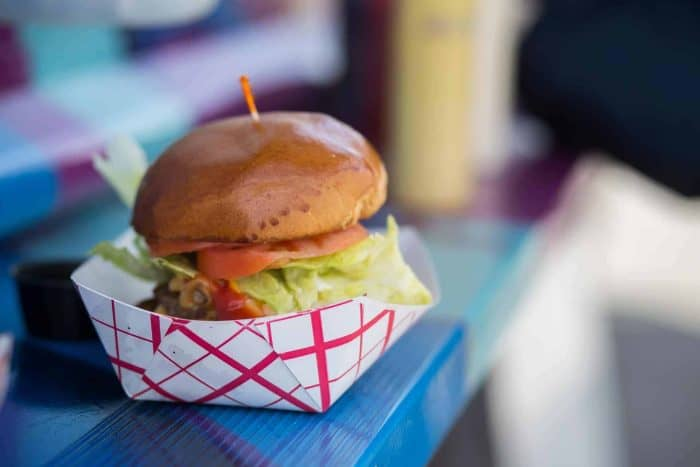 food truck Ronald McDonald House